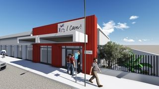 architectural design port elizabeth industrial commercial architects ican