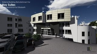architectural design port elizabethcommercial industrial architects bay suites