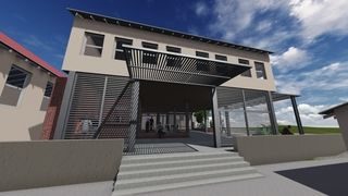 architects port elizabeth sports schools and recreational settlers school 2